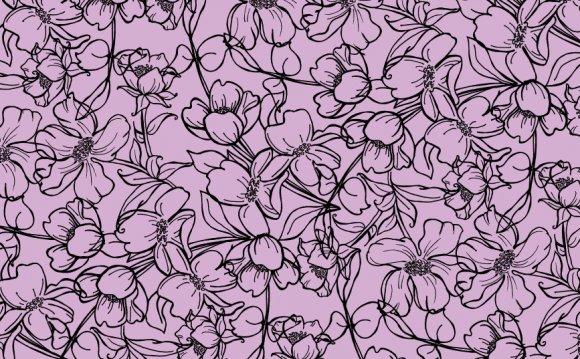 Floral Overlap