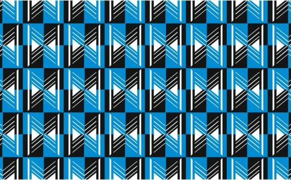 Ankara Textile Design - Art