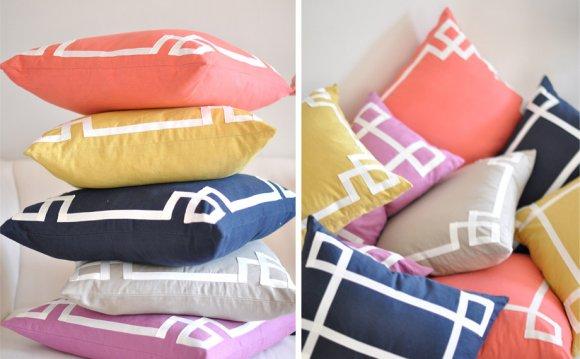 She has fantastic pillows and