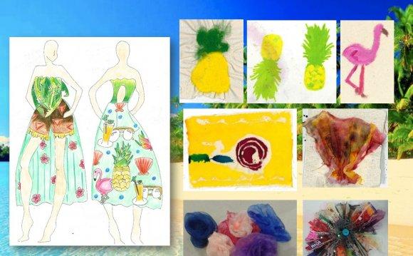 3D Product Design- Textiles: