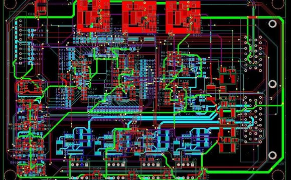 Test Bench Circuit Board Board