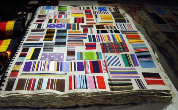 Preet Thakkat : Textile Design