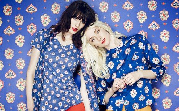 Textile designer Celia