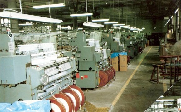 Textile factory (Germany