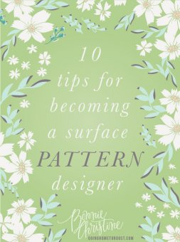 10 strategies for becoming an area design fashion designer by bonnie christine