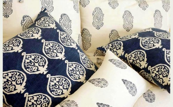 Designer fabric Prints