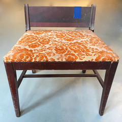 Caitley Symons Textile - Upholstery DIY