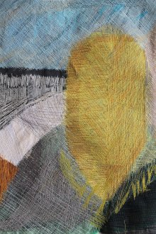 Dionne Swift textile art