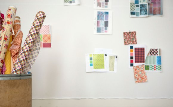Designing Patterns for fabric
