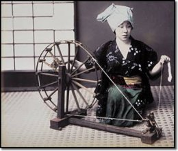 Japan Spinning Cotton