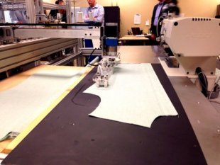 SoftWear Robots automate sewing | Manufacturing | Made In USA | Jobs