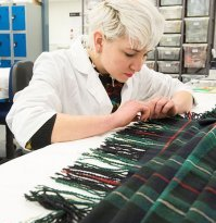 Textile preservation - core programs image 1