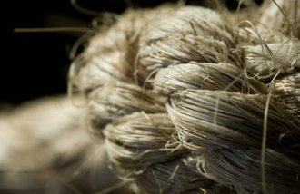Textiles are made from an array of natural and artificial fibers.